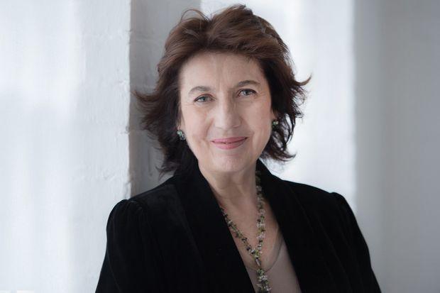 Pianist Imogen Cooper mesmerizes in Thomas Adès work
