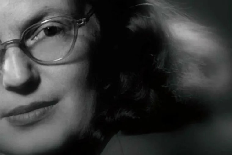 """Shirley Jackson, the subject of the biography """"Shirley Jackson: A Rather Haunted Life,"""" by Ruth Franklin. Detail from the book jacket."""
