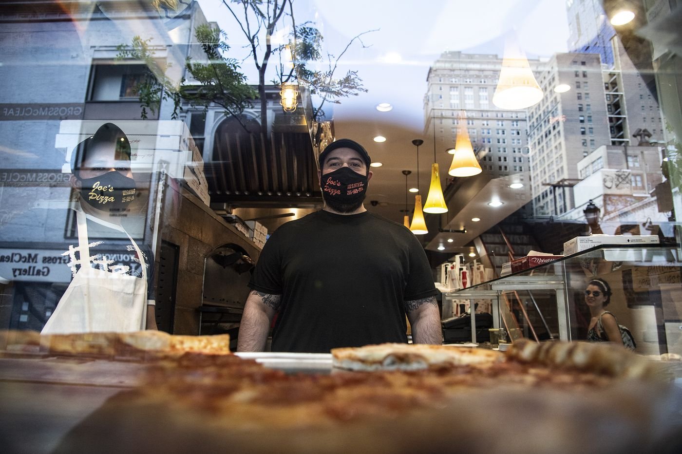 Some family-owned Philly businesses survived the Center City looting by standing guard