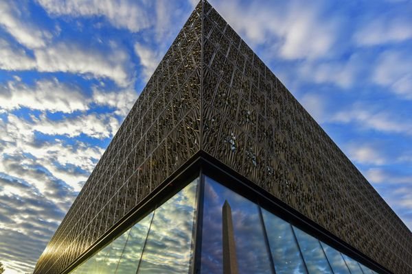 Changing Skyline: With new D.C. museum, the African American story moves to nation's main stage