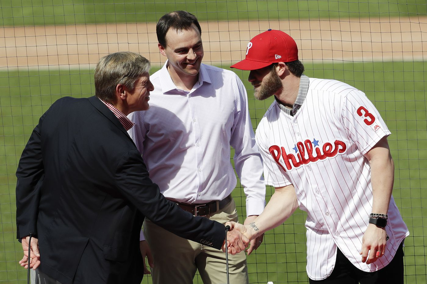 In closing the Bryce Harper deal, Phillies owner John Middleton has his Steinbrenner moment | Scott Lauber
