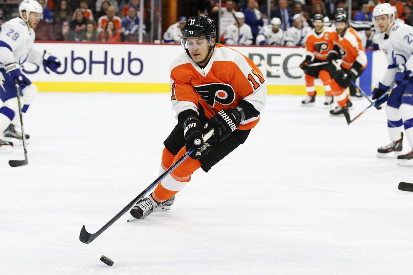Fading Flyers hope late surge against Senators has carryover effect
