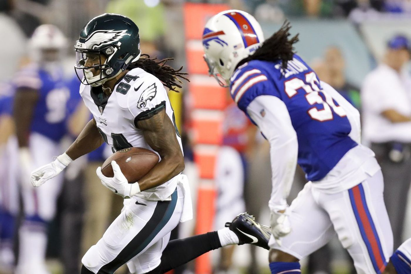 How soon can Eagles find safety in Trae Elston?