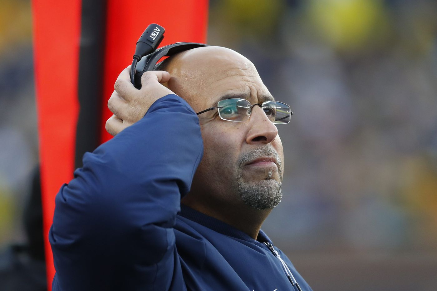 Penn State coach James Franklin addresses USC speculation, doesn't say if he'd be a candidate