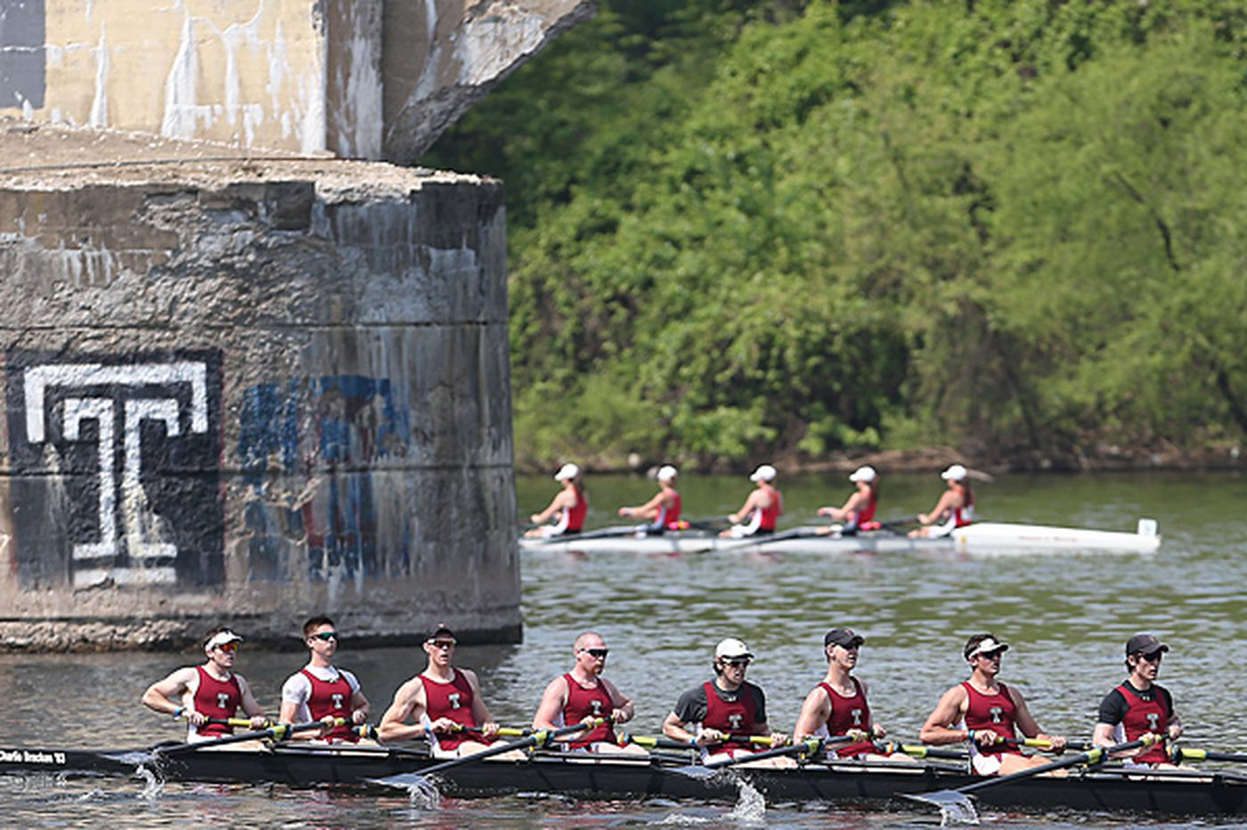 Temple rowers have found new life