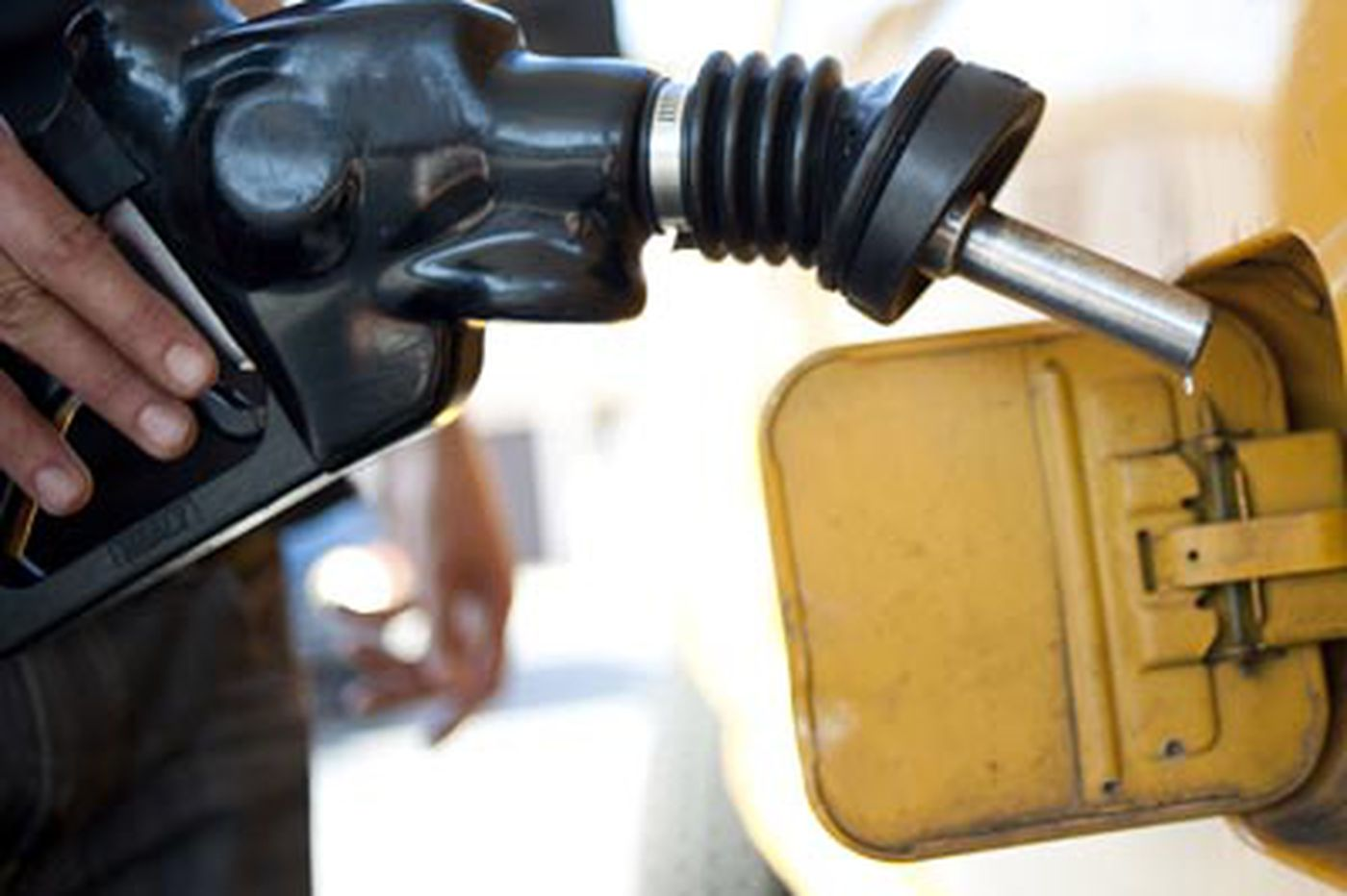 Gas prices spurting faster than usual