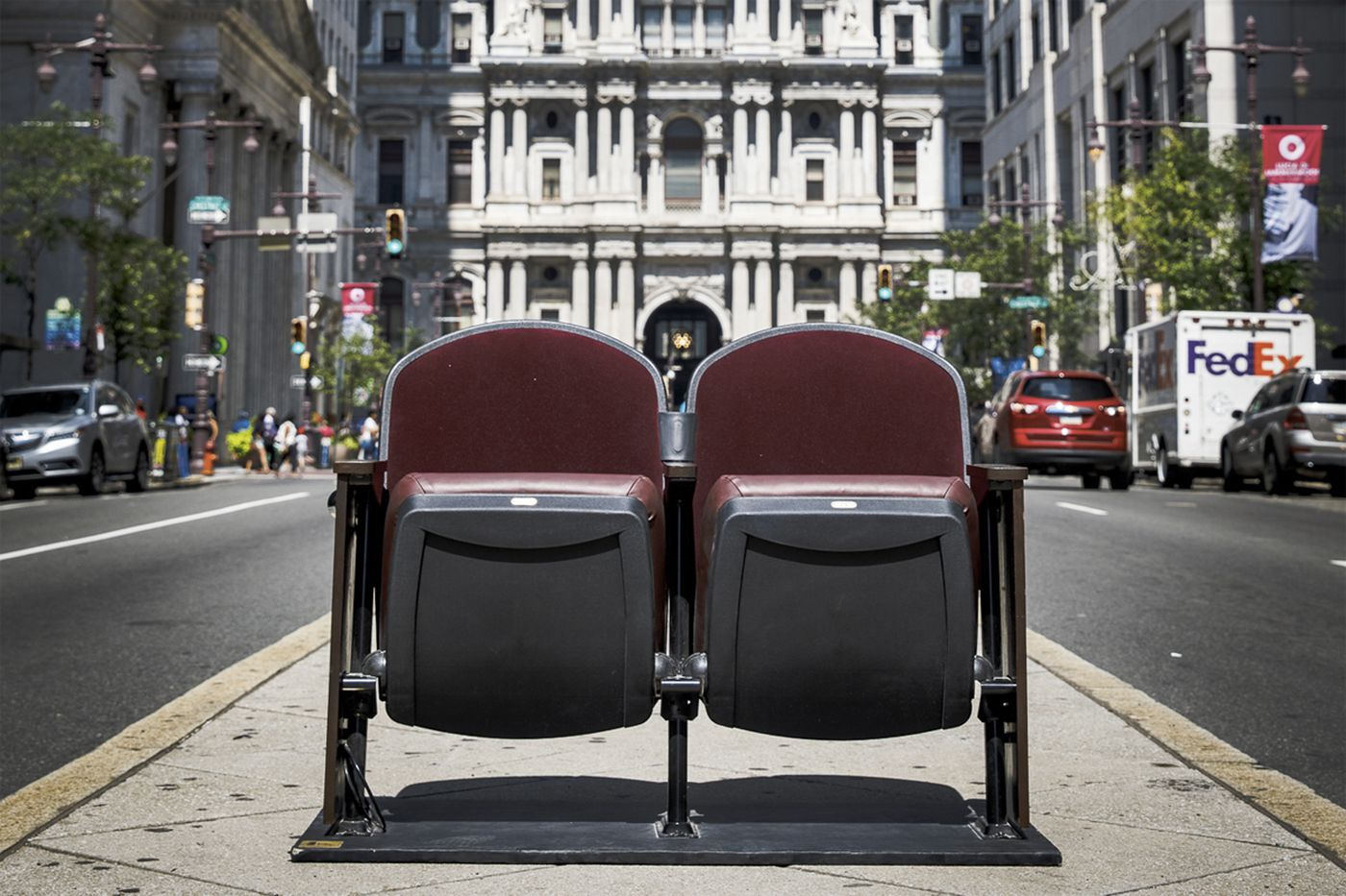 Broadway seating company will provide seats for Met Philadelphia