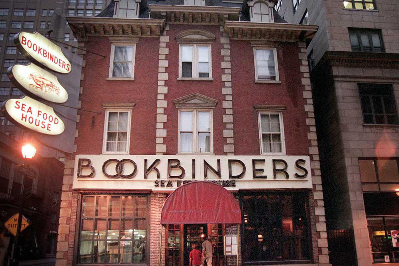 A look at the two Bookbinders restaurants