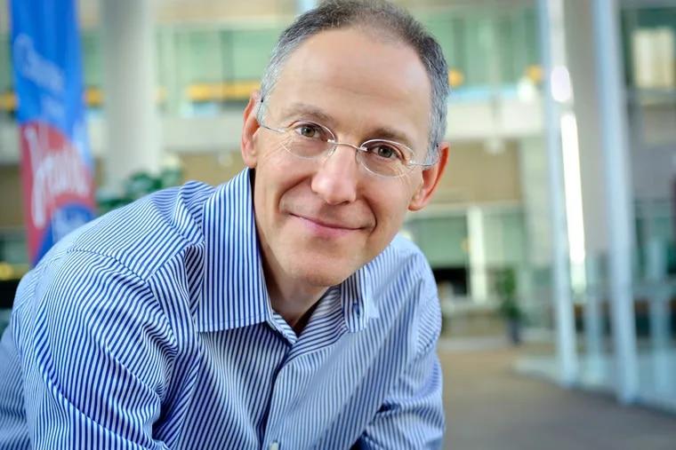 Ezekiel Emanuel, Penn's vice provost for global initiatives