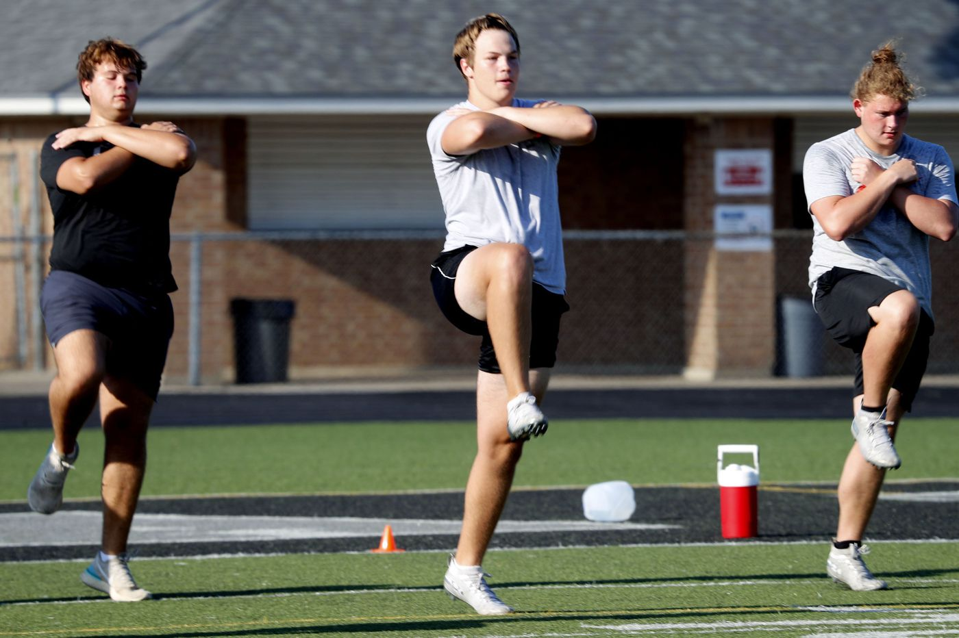 How young athletes can maintain conditioning with fall sports postponed | Expert Opinion