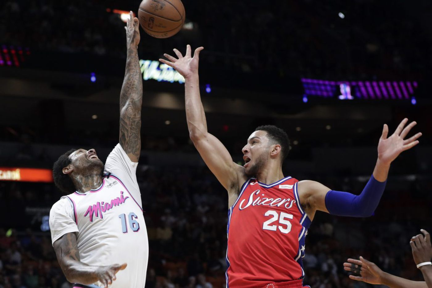 Sixers fall to Heat, blow golden opportunity in playoff race