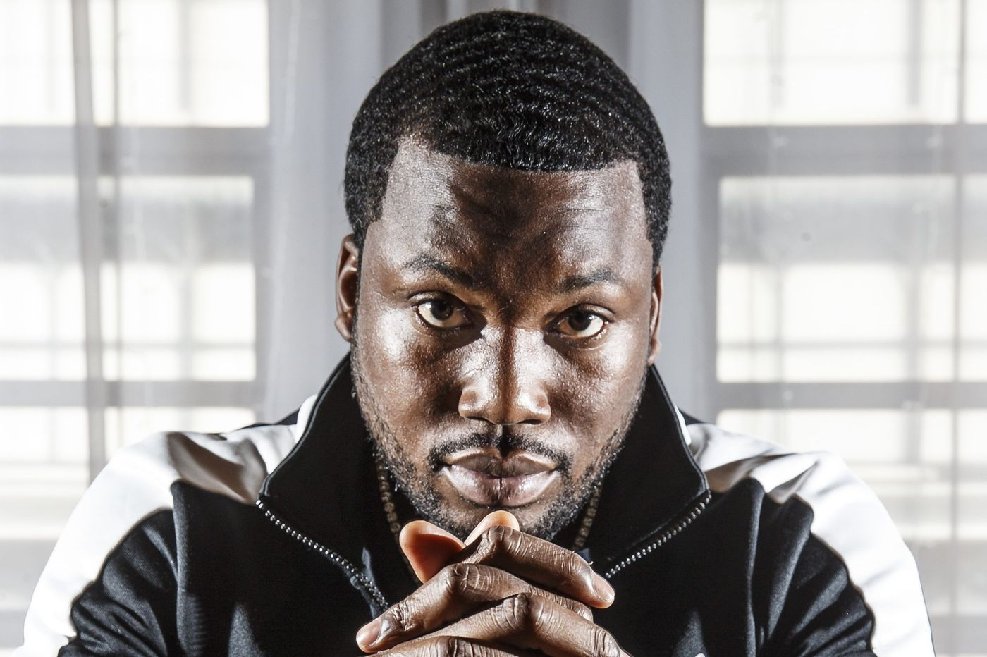 hot sale online fc544 3e18c Meek Mill to launch Puma pop-up shop ahead of Made in America gig in Philly  ...