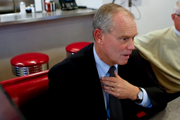 Republican Rep. Mike Turzai, who introduced Senate bill banning the aborting of Down syndrome fetuses.