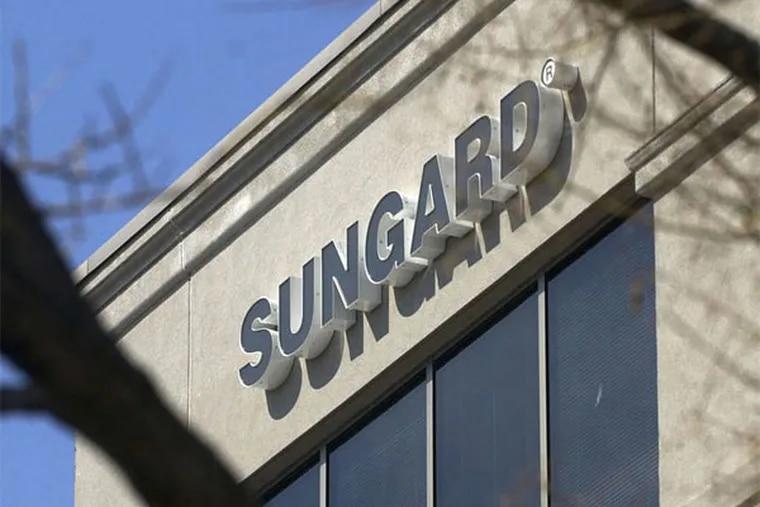 Wayne-based Sungard Data Systems.
