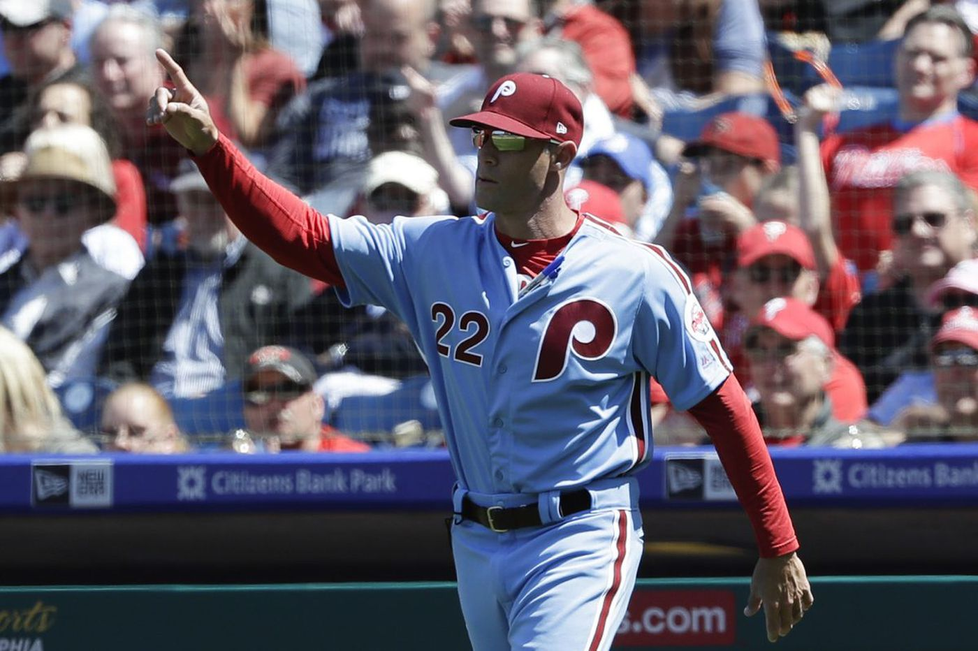 As Phillies win again, why 'Bullpen by Gabe' might actually work | Extra Innings