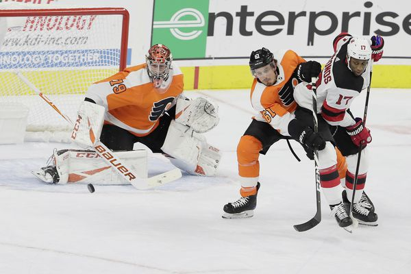 Justin Braun, Ivan Provorov building chemistry as Flyers' top defensive pairing
