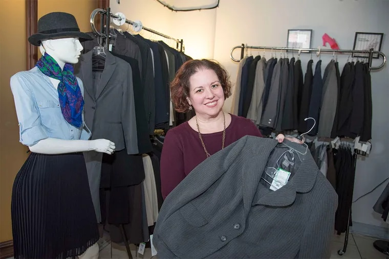 Sheri Cole's Career Wardrobe nonprofit has offered free or low-cost professional clothes and job-search help to Philadelphia women for almost 20 years. It has been picked to run the PA WorkWear program in the Philadelphia area.