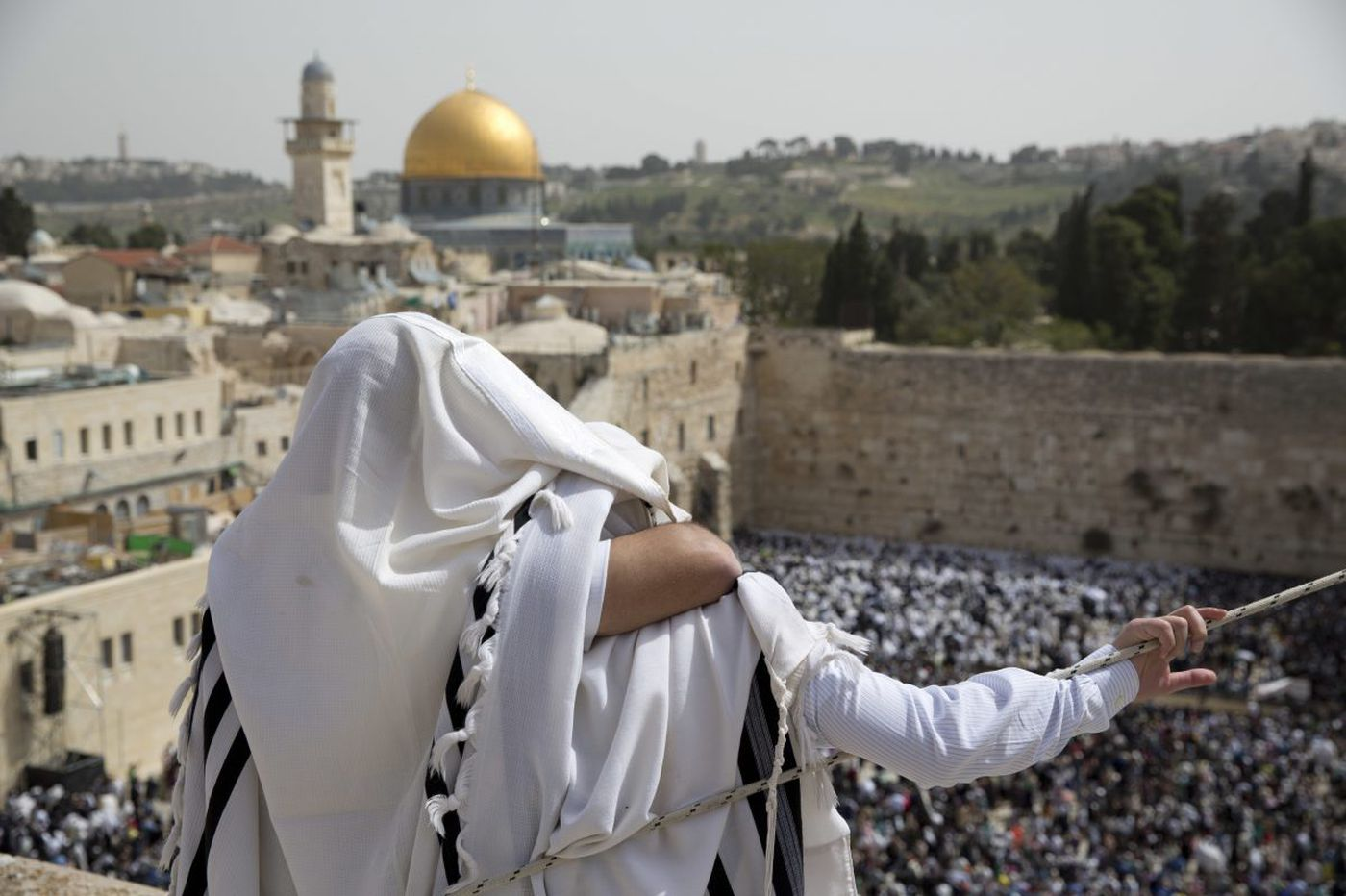 """Why Trump's Jerusalem stance rules out his """"ultimate"""" Mideast deal   Trudy Rubin"""