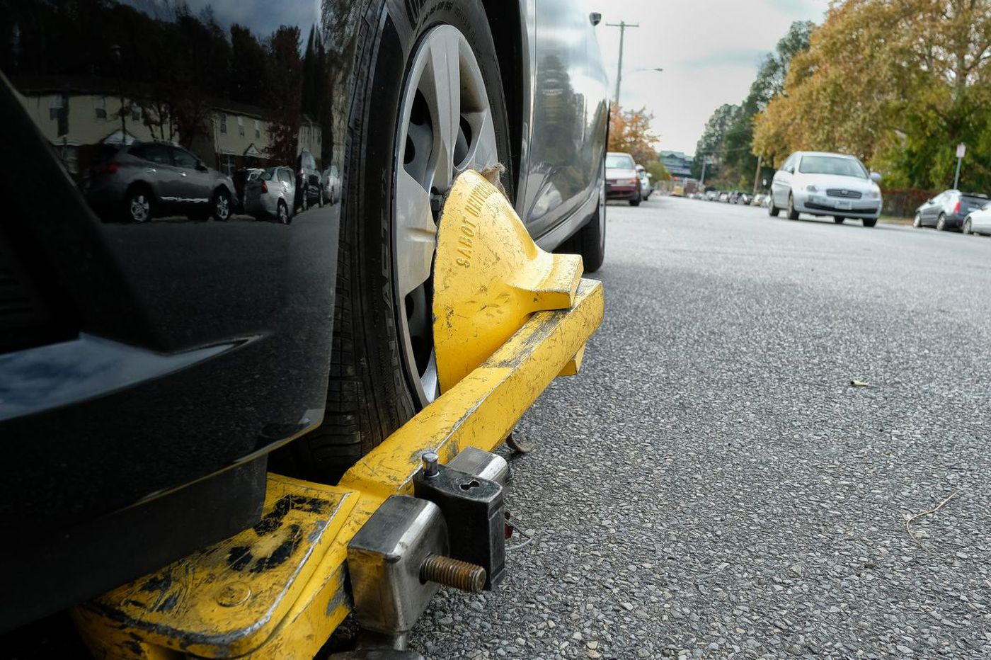 Council passes bill forgiving old Philly parking tickets