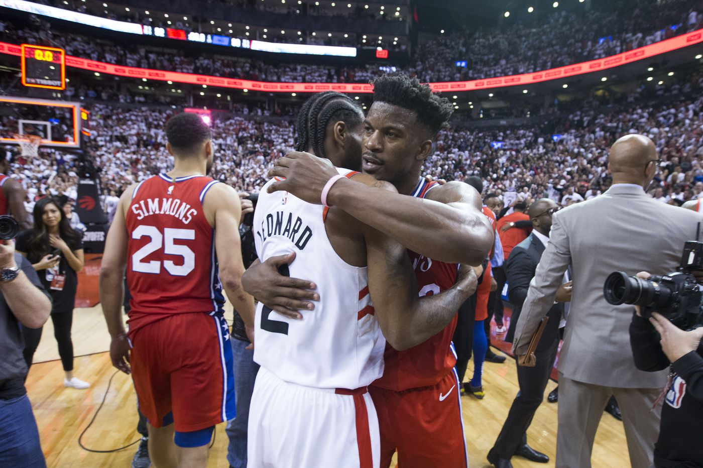 best sneakers 2ed14 d6bdc Report: Rockets want to acquire Jimmy Butler in sign-and ...