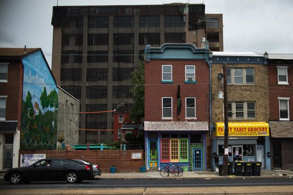 In Callowhill, a race to claim the last undeveloped scrap of Center City