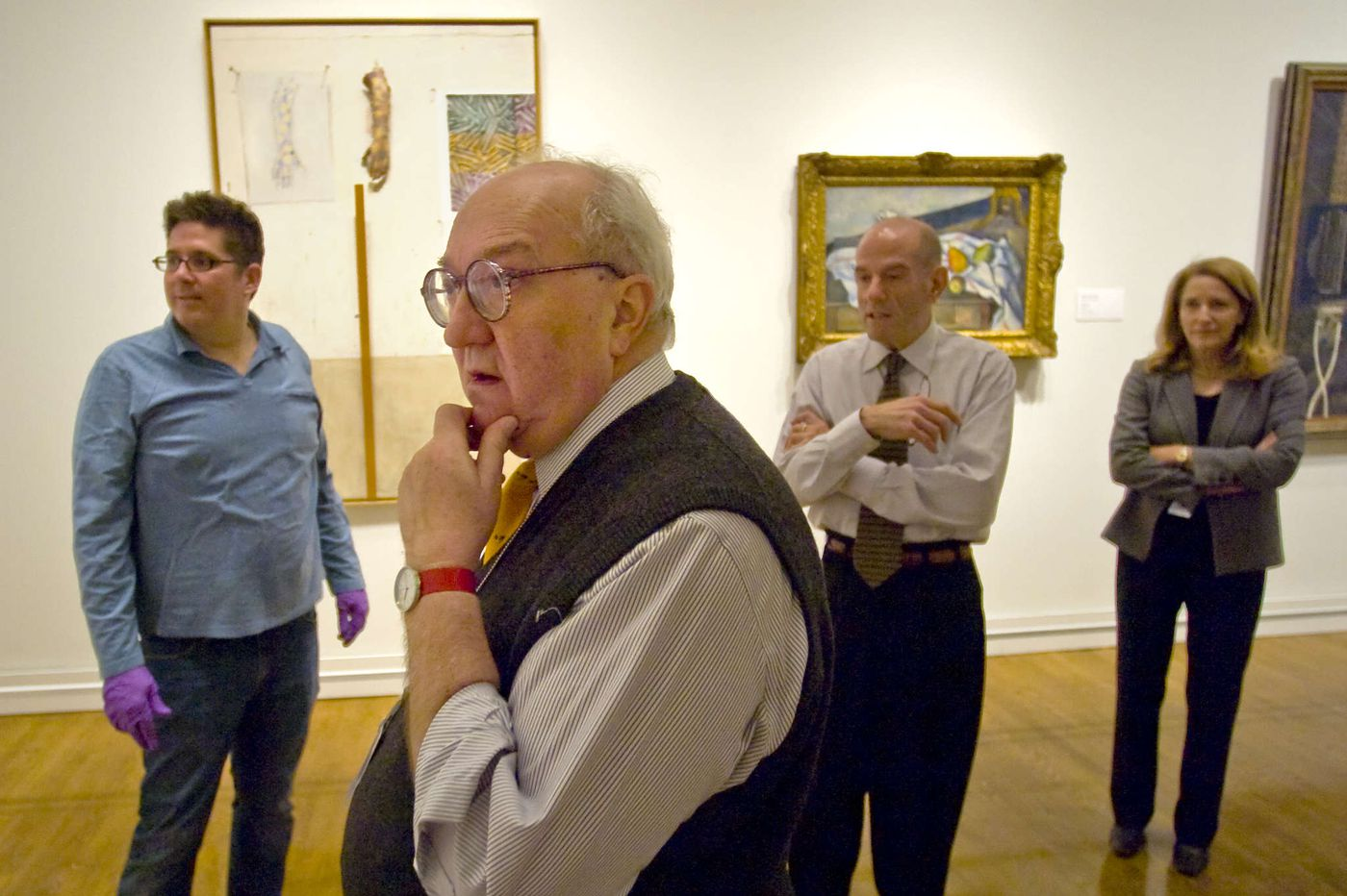 Joseph J. Rishel, legendary PMA curator of European art, dies at 80