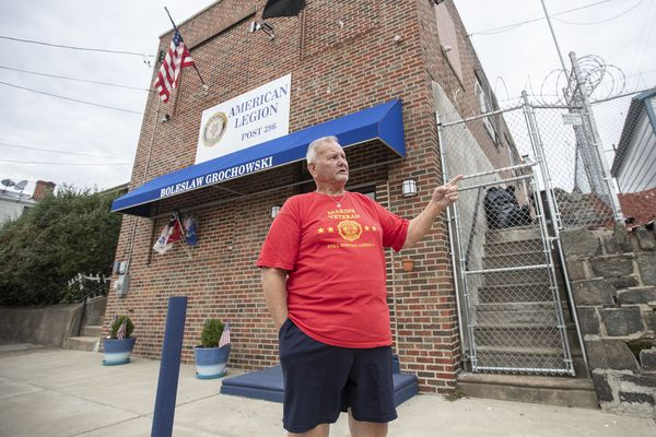 Bridesburg's American Legion post rose from the ashes of a devastating fire, only to face new challenges | Mike Newall
