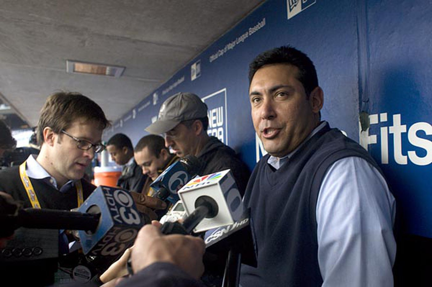 Ruben Amaro Jr.'s heart still with Phillies as he searches for his next job | Bob Brookover