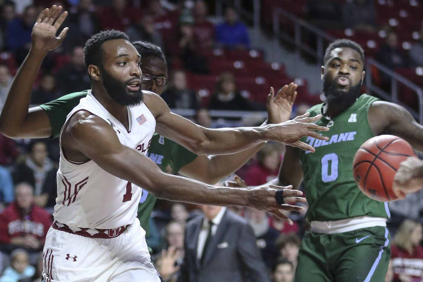 Temple loses by 10 to former doormat Tulane