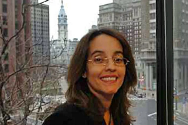 Alba Martinez. (File photo: Sharon Gekoski-Kimmel / Staff Photographer)