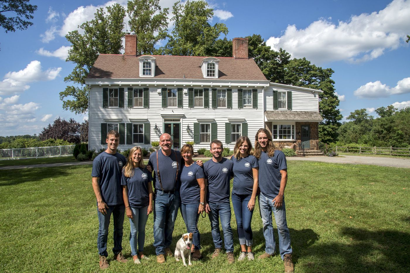 South Jersey's Johnson family spreads out on a second agritourism farm