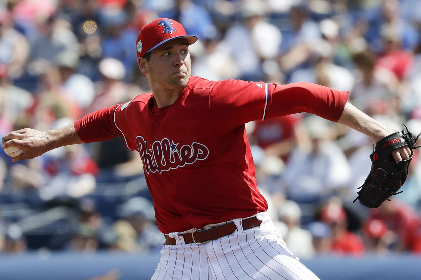 Triple-A IronPigs going with a six-man rotation, Jerad Eickhoff to start in opener