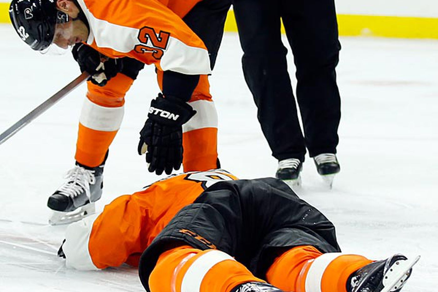 Flyers Notes: Grossmann could play Tuesday for Flyers