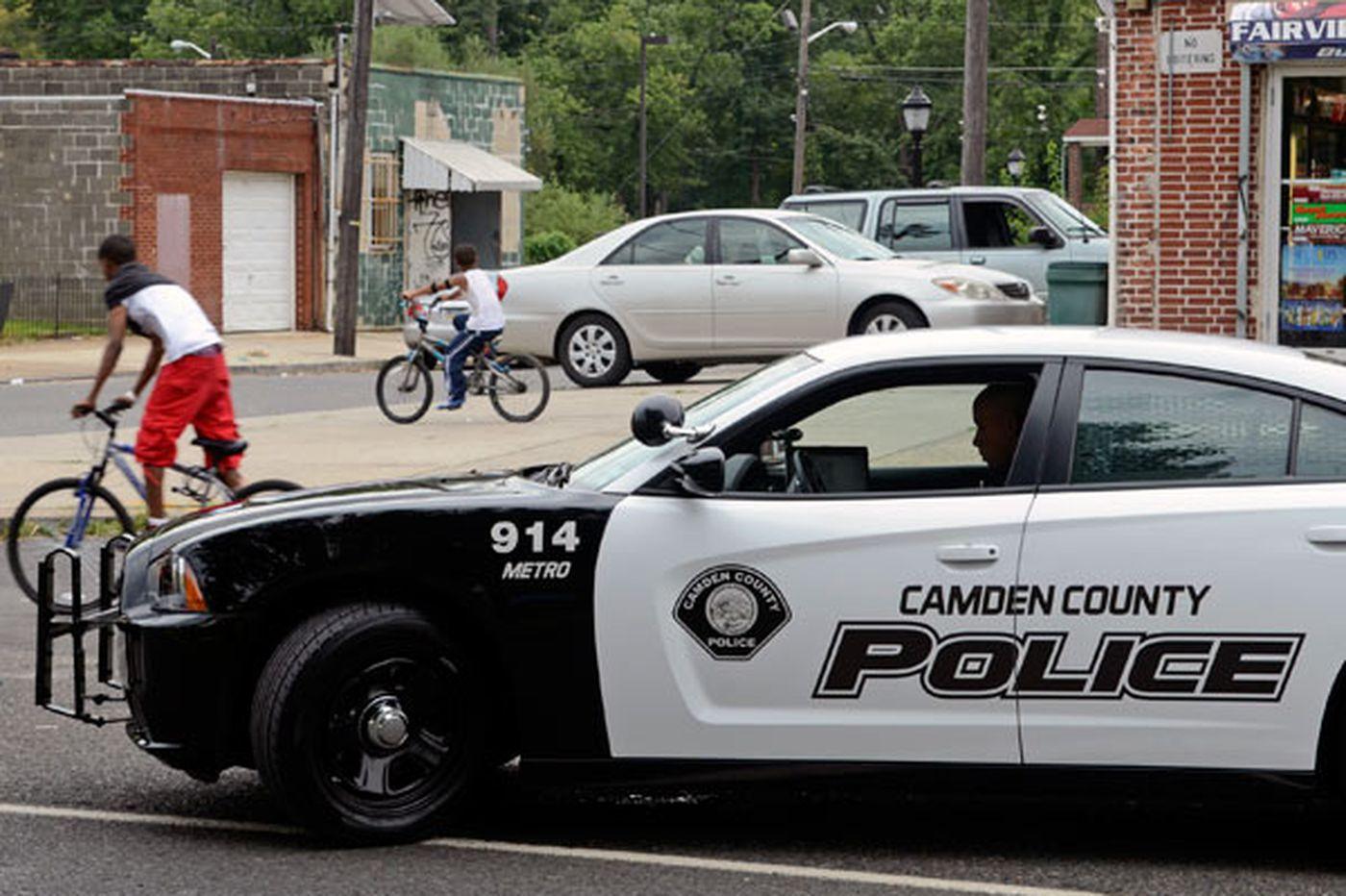 Homeless man found shot to death in Camden