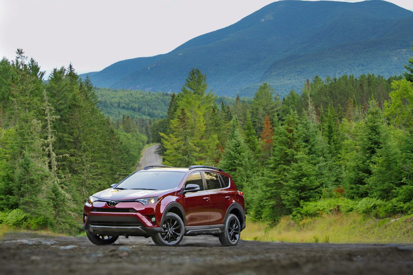 Toyota's RAV4 small crossover stays the course