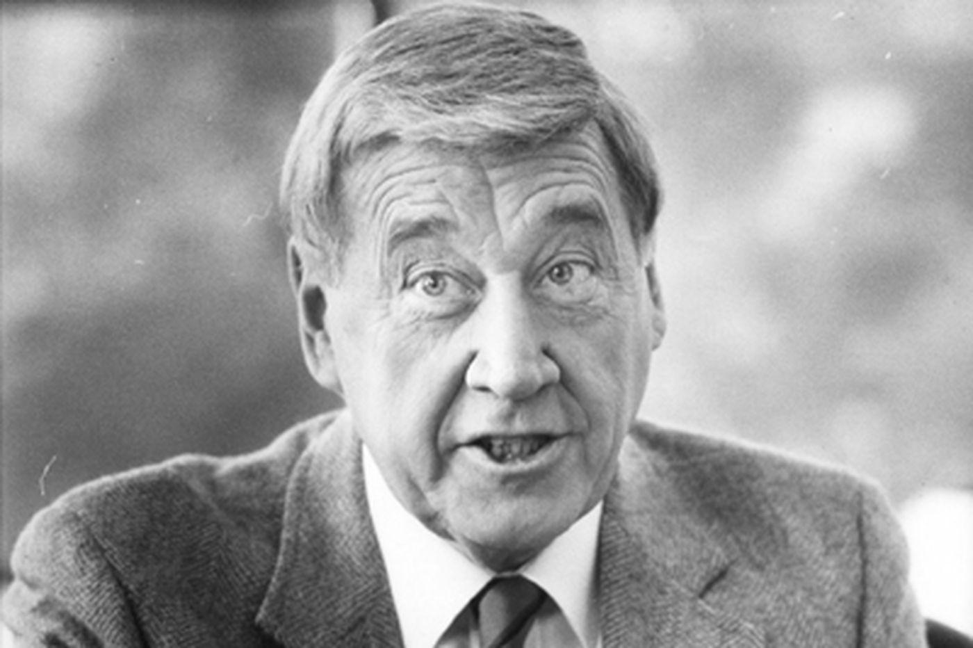 Herb Clarke 84 Longtime Channel 10 Weatherman