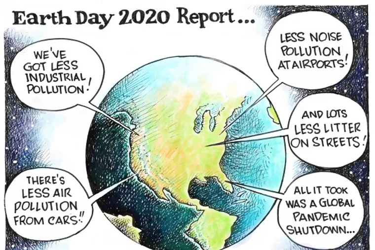 Earth Day 2020 report