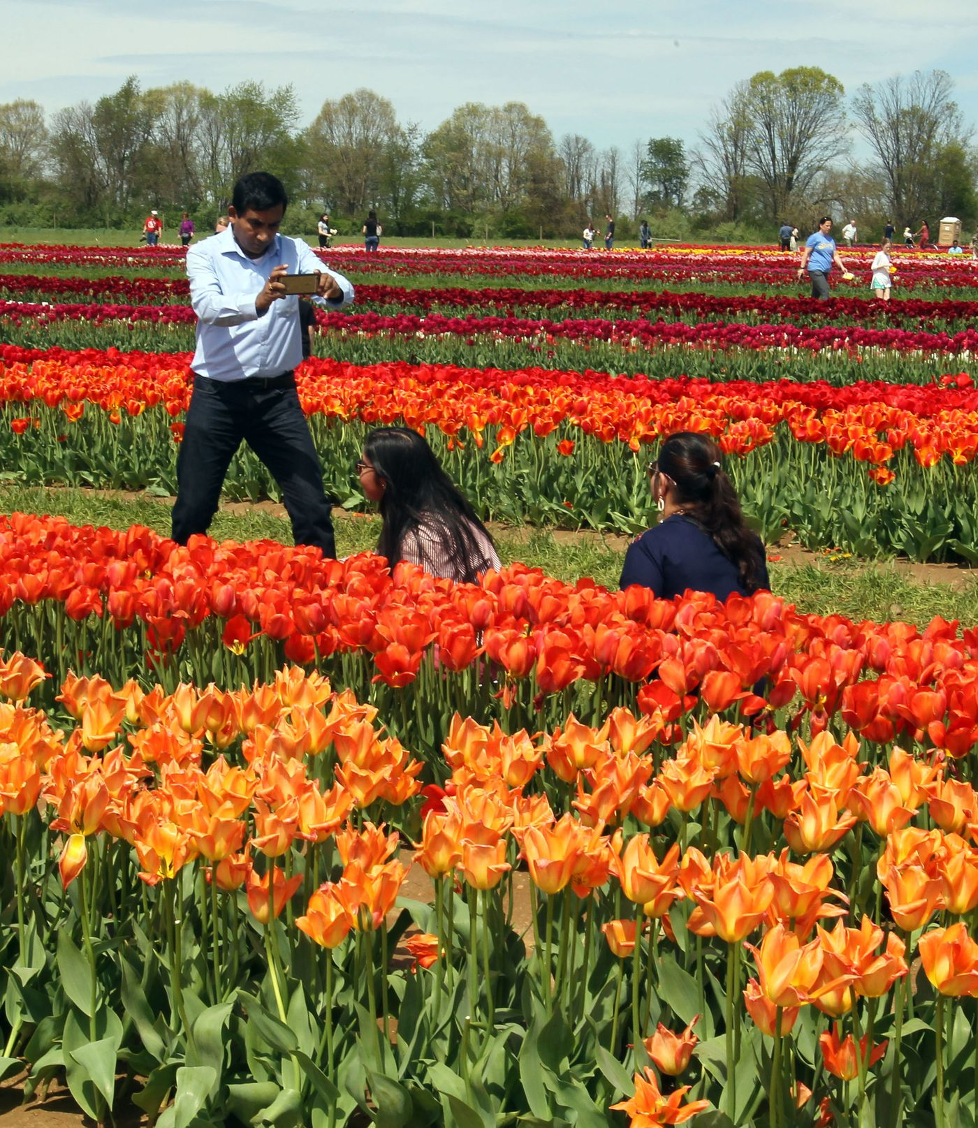 Your Newest Instagram Obsession Is This Tulip Farm In New Jersey