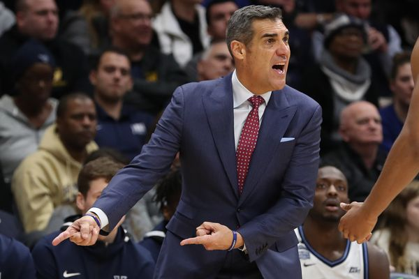 Its successful homestand over, No. 9 Villanova faces a challenging game at Providence