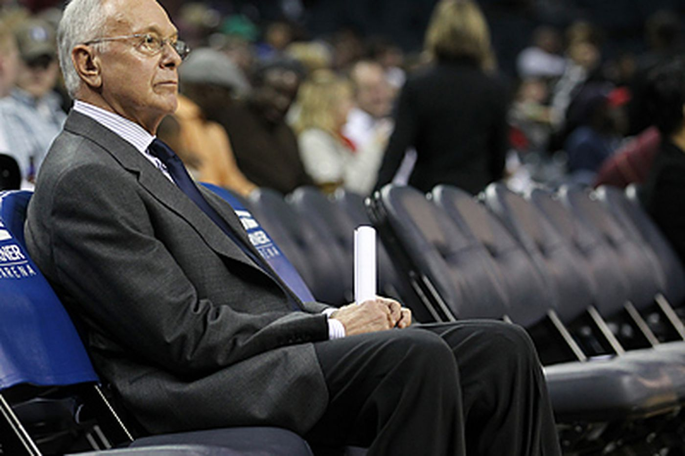Sixers Notes: Collins: Brown's resignation for the best