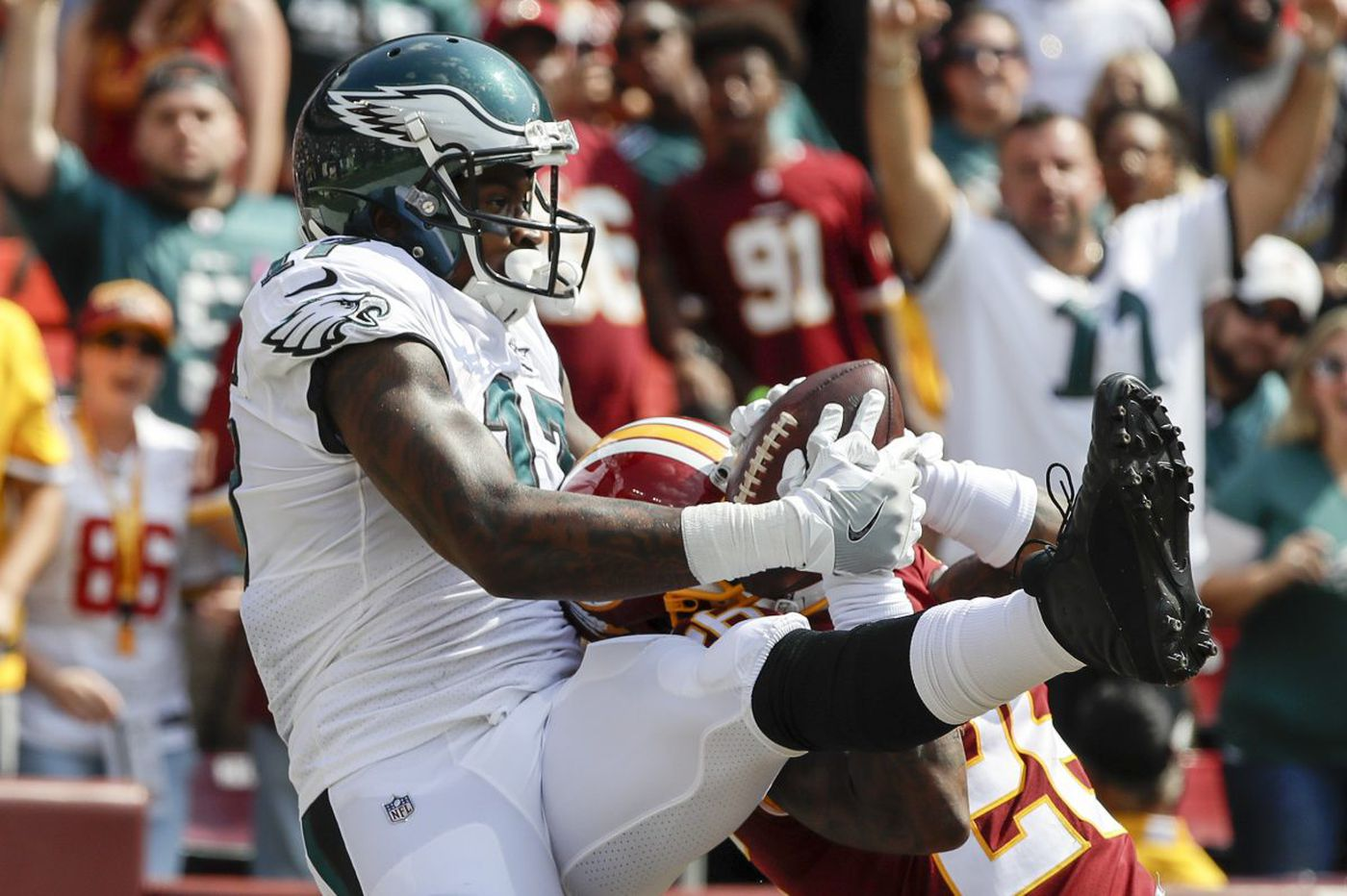Eagles 30, Redskins 17: Five quick observations   Marcus Hayes