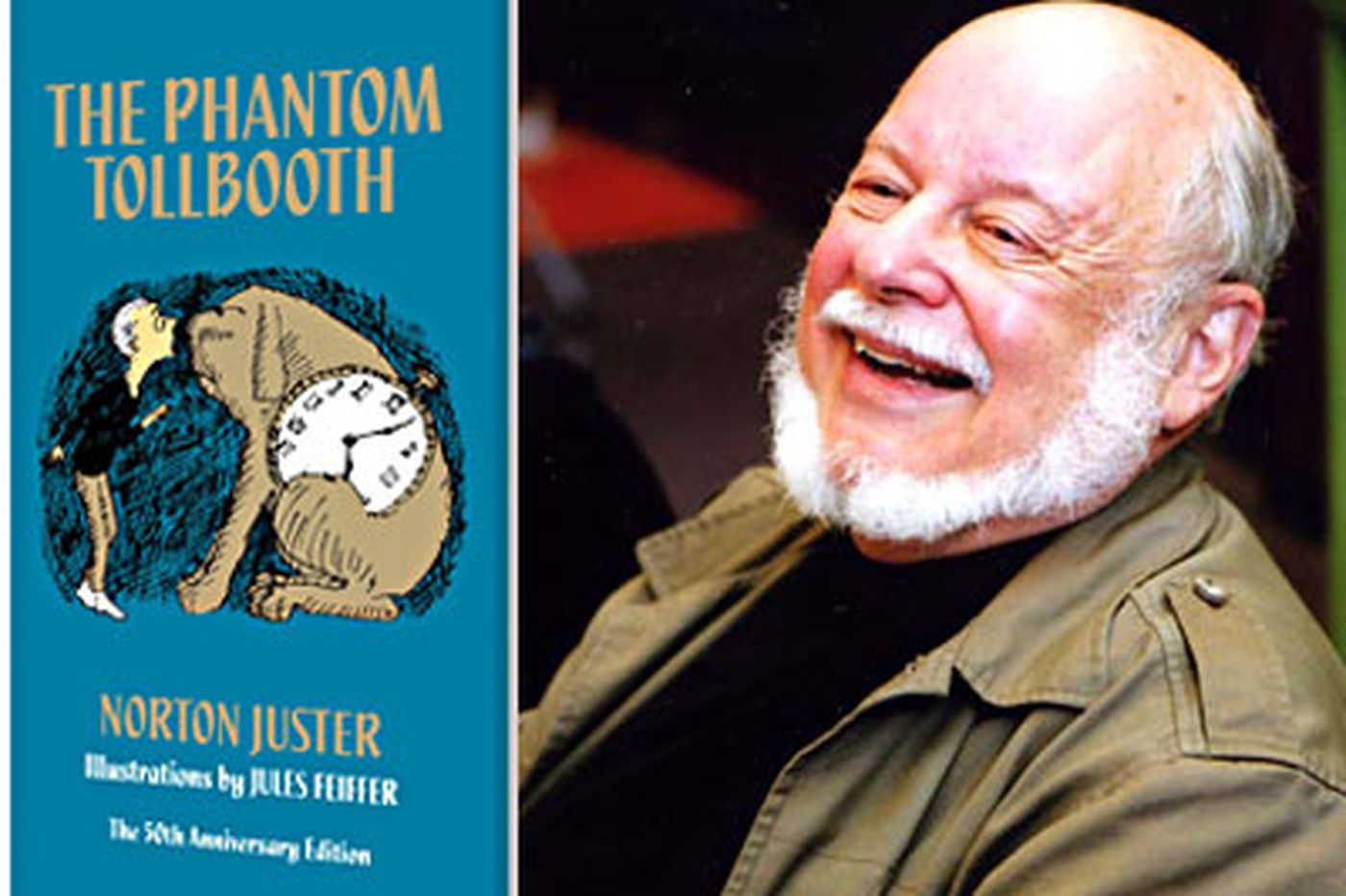 'Phantom Tollbooth' is 50.