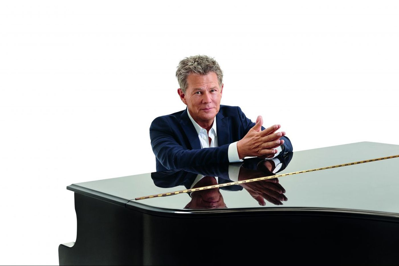 David Foster: 'I never planned on being on Real Housewives of Beverly Hills'