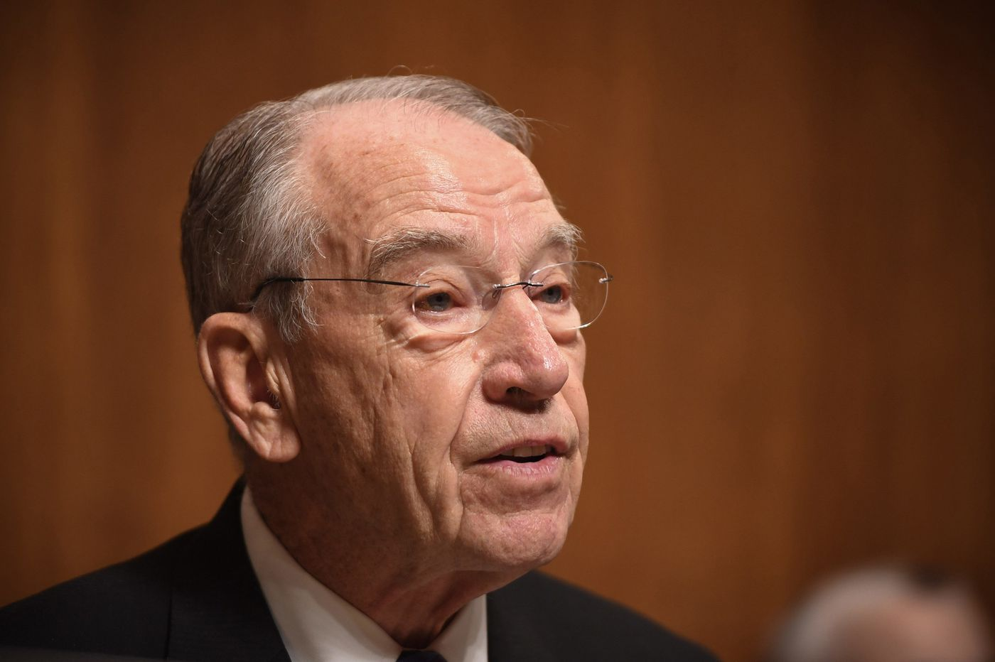 Sen. Grassley says he will skip Republican convention due to coronavirus concerns