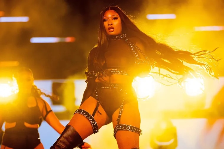 Megan Thee Stallion is one of the performers for the 2021 Made in America festival.