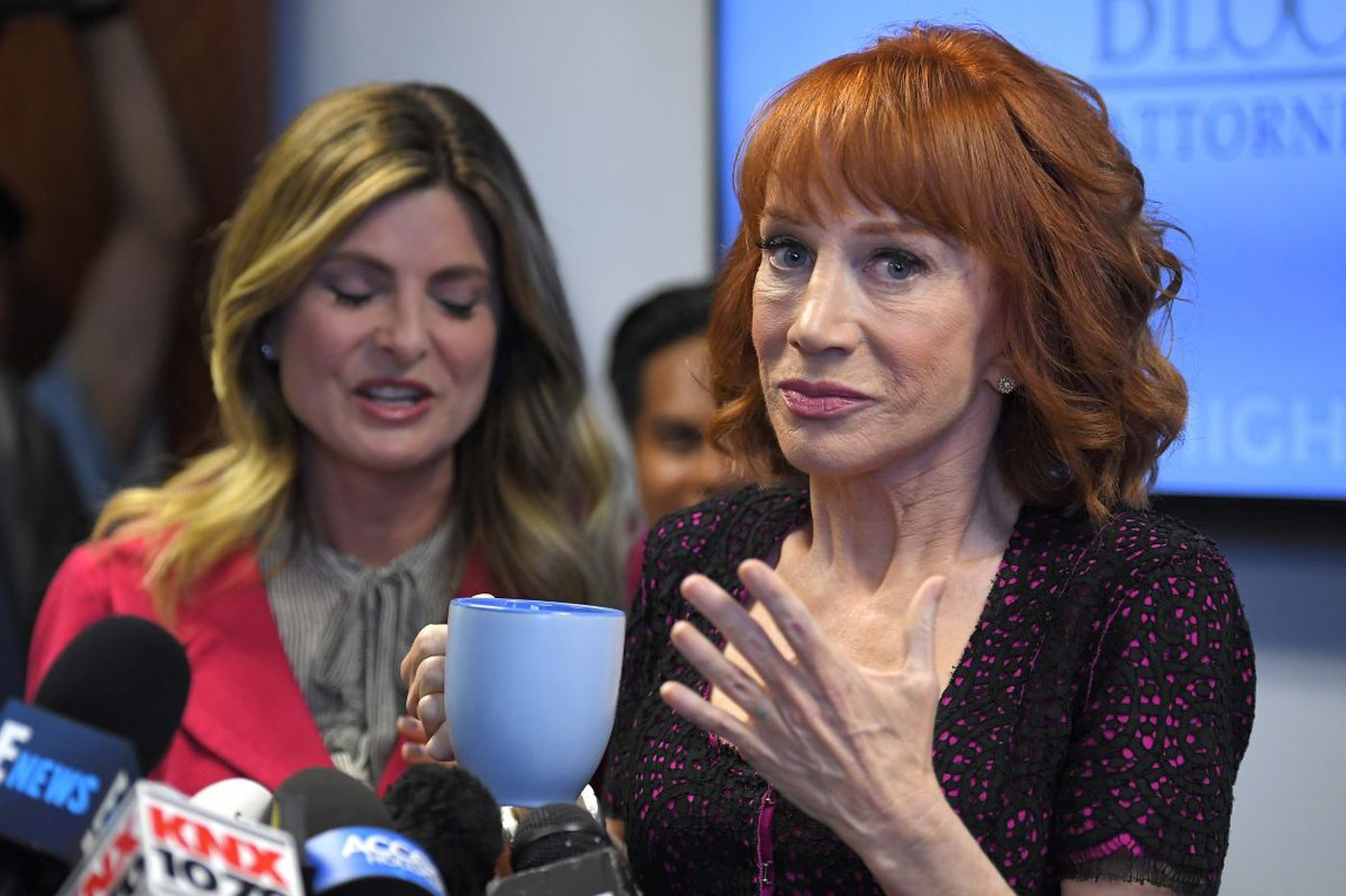 Former National Lampoon political editor: Don't call Kathy Griffin's Trump photos political satire