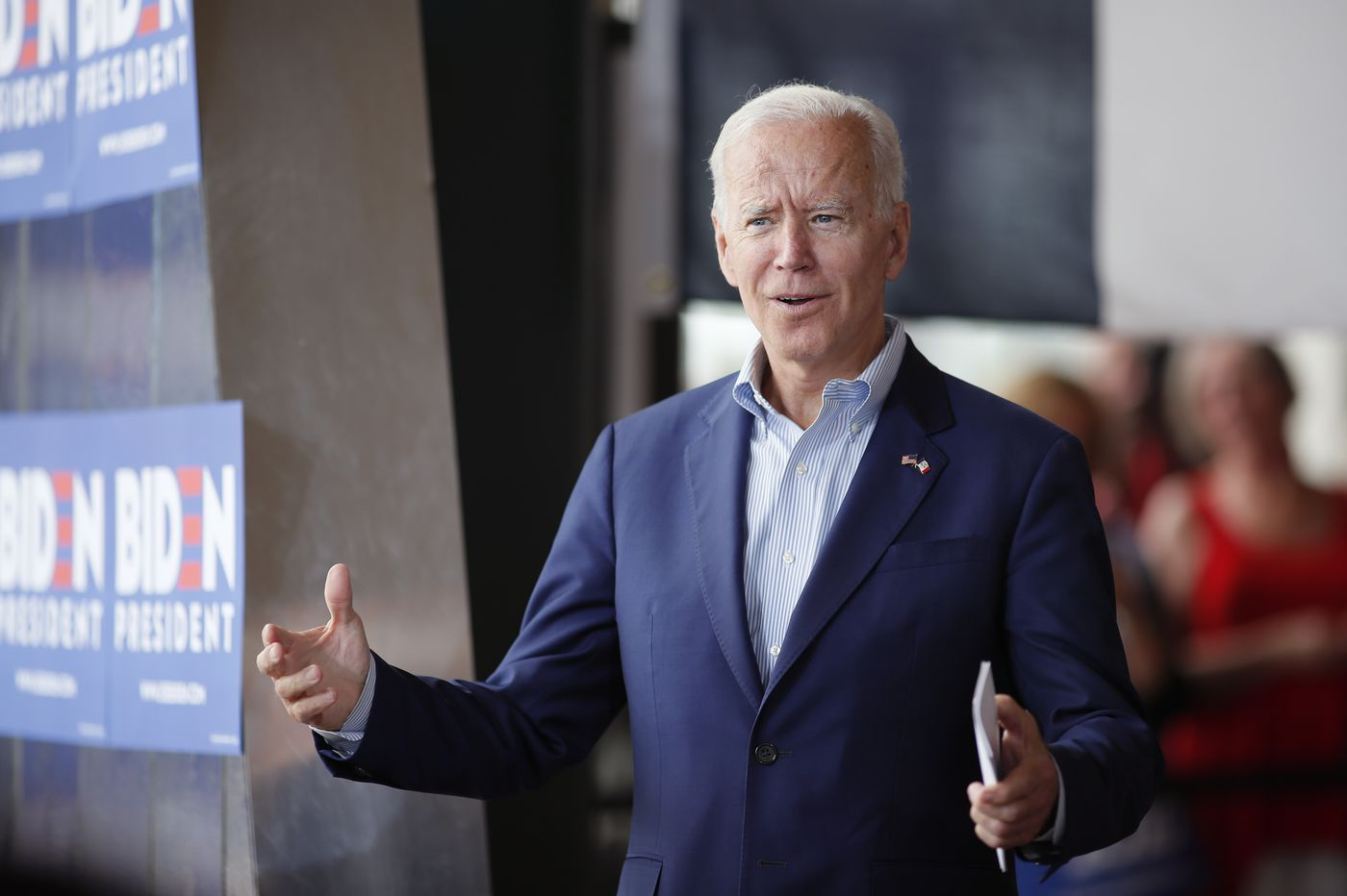 Biden delivers scathing address on Trump, and the president fires back