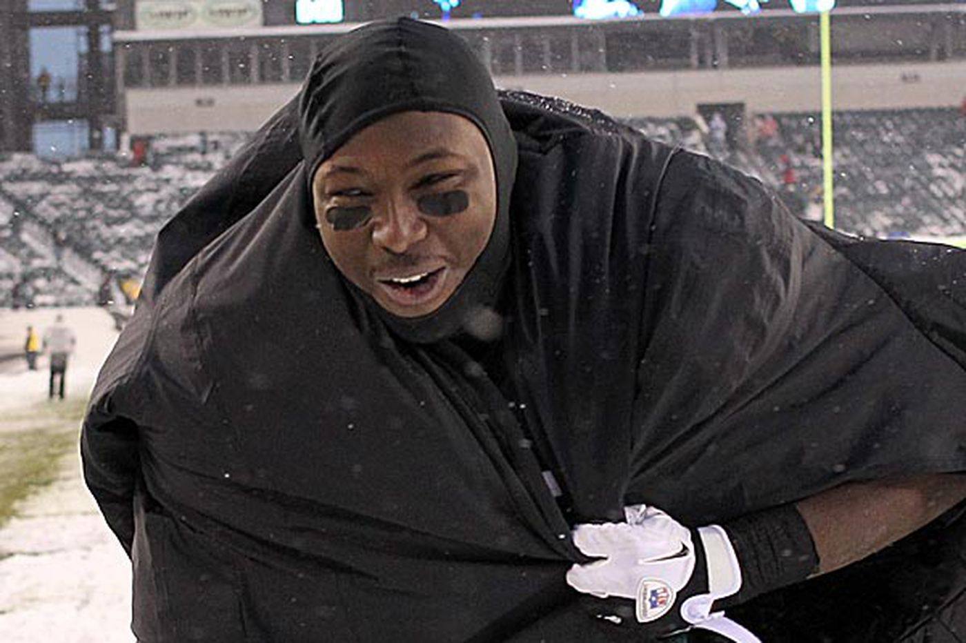 Shady's gear heads to Canton