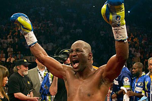 Hopkins makes history with win
