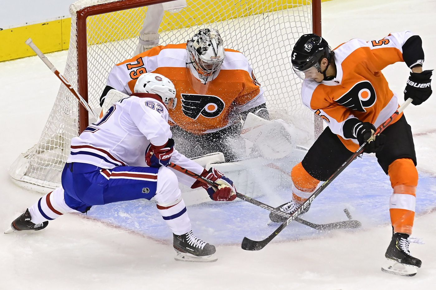 Phil Myers' emergence showing why then-Flyers GM Ron Hextall took gamble on him